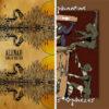 """Alunah/Queen Elephantine – Split 7""""2009"""