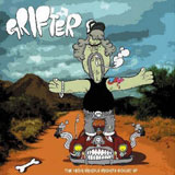 Grifter 'The High Unholy Mighty Rollin' CDEP 2008