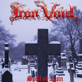 Iron Void 'Spell Of Ruin' CDEP 2010