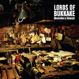 Lords Of Bukkake 'Desorden Y Rencor' CD 2010