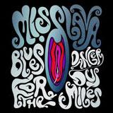 Miss Lava 'Blues For The Dangerous Miles' CD 2010