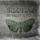 Sleestak 'The Fall Of Altrusia' CD 2011