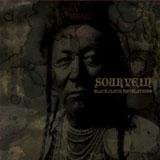 """Sourvein / Blood Island Raiders - Split 7"""" 2009"""