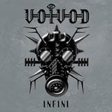 Voivod 'Infini' CD 2009