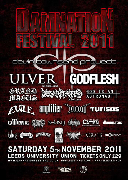 Damnation 2011