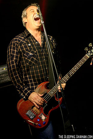 Mike Watt & The Missingmen - Supersonic 2011