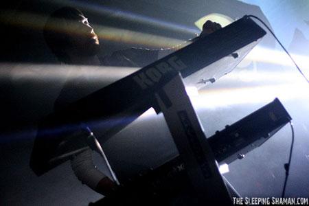 Zombi - Supersonic 2011