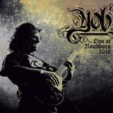 Yob 'Live At Roadburn 2010' CD/DVD 2011