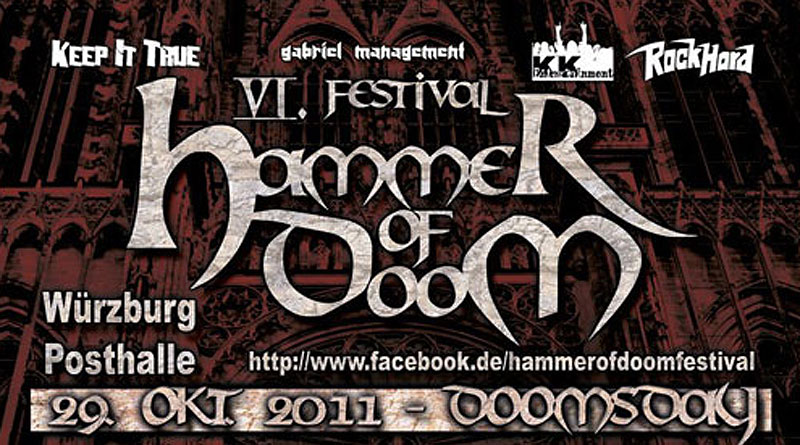 Hammer Of Doom VI
