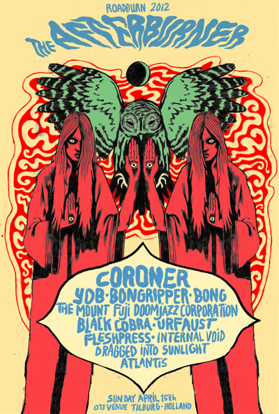 Roadburn 2012 - Afterburner