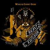 Wino & Conny Ochs 'Heavy Kingdom' CD/LP 2012