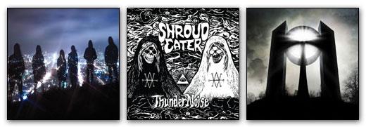 Article - Hammers of Misfortune / Shroud Eater / Amebix Artwork