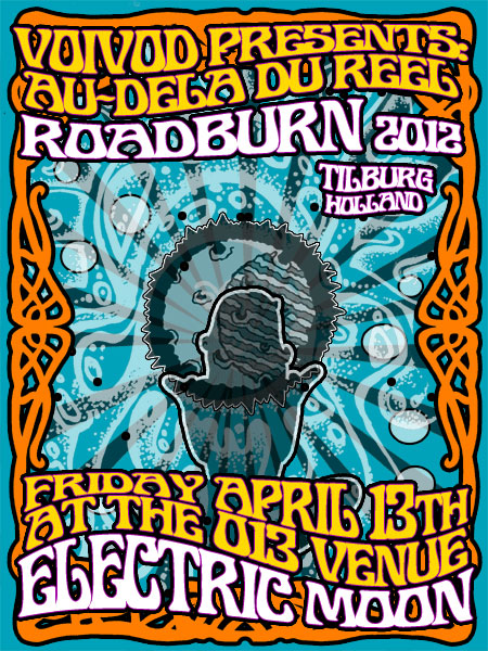 Roadburn 2012 - Electric Moon