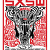 Small Stone Recordings - SXSW 2012 Flyer