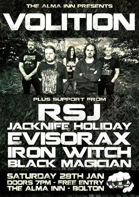 Volition + Support - The Alam Inn - 2012-28-01