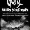 Gurt - Needs Your Cats