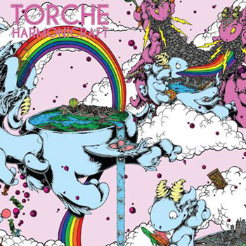 Torche 'Harmonicraft' Artwork