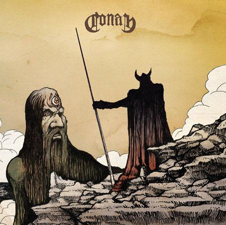 Conan 'Monnos' Artwork