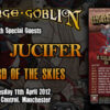 Orange Goblin / Grifter / Jucifer / Bastard Of The Skies - Manchester