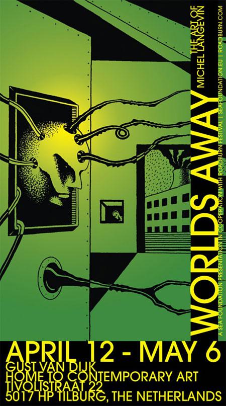 Roadburn 2012 - Worlds Away - The Art Of Michel Langevin