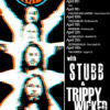 Stone Axe / Stubb / Trippy Wicked - Euro Tour 2012 Flyer
