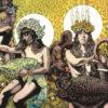 Baroness 'Yellow & Green' Artwork