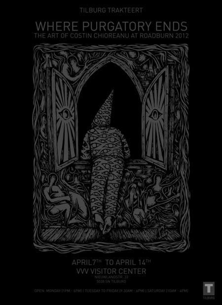 Roadburn2012 - Tilburg Trakteert: Where Purgatory Ends - Costin Chioreanu