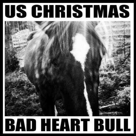 U.S. CHRISTMAS 'Bad Heart Bull' Artwork