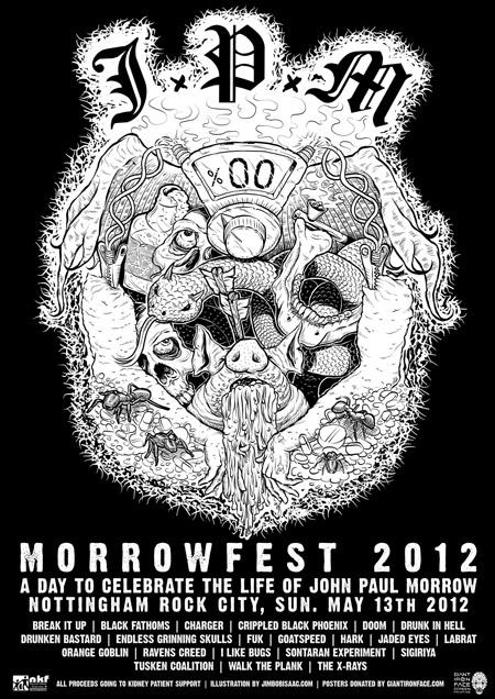 Morrowfest 2012 - Jimbob Artwork