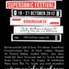 Supersonic 2012
