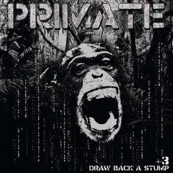 Primate 'Draw Back A Stump' Artwork