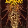 Roadburn 2013 - Poster by Costin Chioreanu