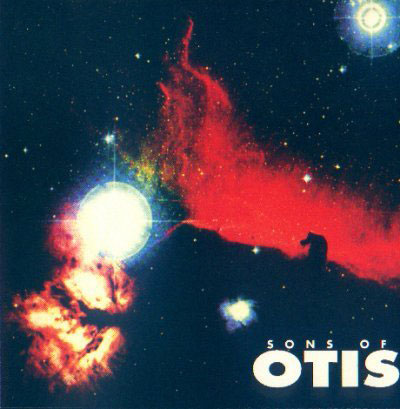 Sons Of Otis 'Spacejumbofudge' Artwork