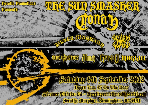 The Sun Smasher Alldayer 2012