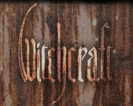 Witchcraft - logo