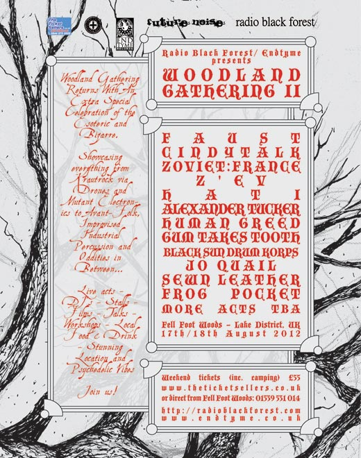 Woodland Gathering II - 2012