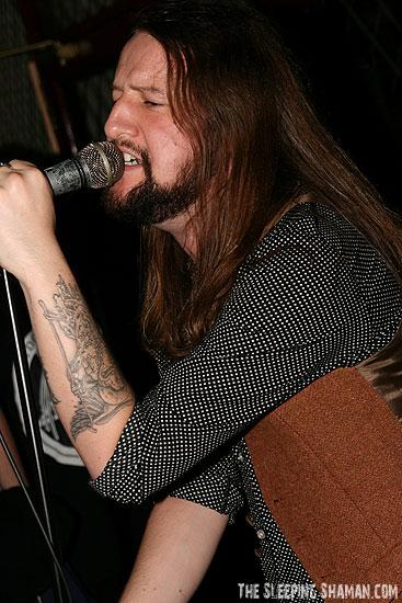 Liam Yates - Black Magician @ The Pilgrim Pub, Liverpool 06/07/2012