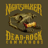 Nightstalker 'Dead Rock Commandos' CD/DD 2012