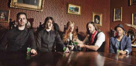 Witchcraft - 2012