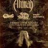 Alunah Album Release Gig - 17/08/2012