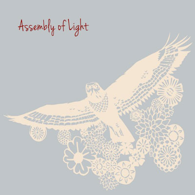 Assembly Of Light - S/T - Artwork