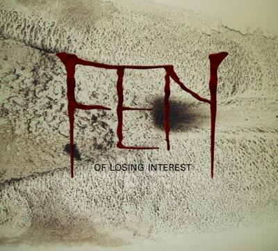Fen 'Of Losing Interest' Artwork
