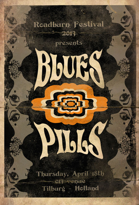 Roadburn 2013 Blues Pills