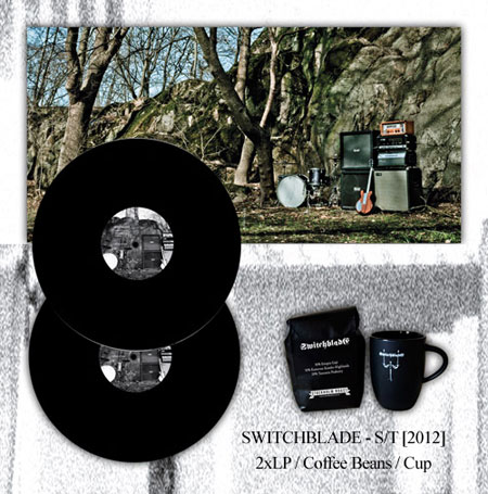 Switchblade - S/T - 2012