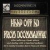Doommantia - Help Ed