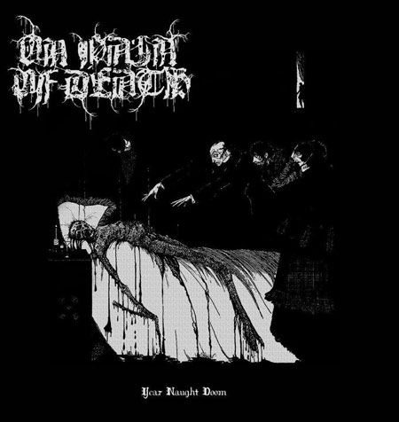 On Pain Of Death 'Year Naught Doom' Artwork