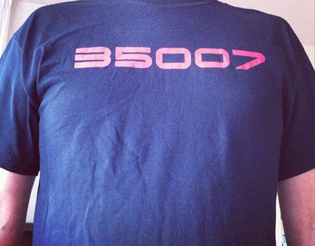 35007 - T-shirt