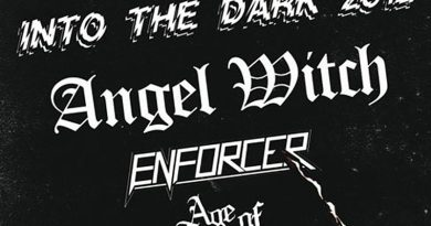 Angel Witch Tour 2012