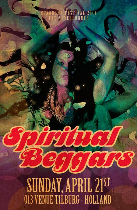 Roadburn 2013 Afterburner - Spiritual Beggars