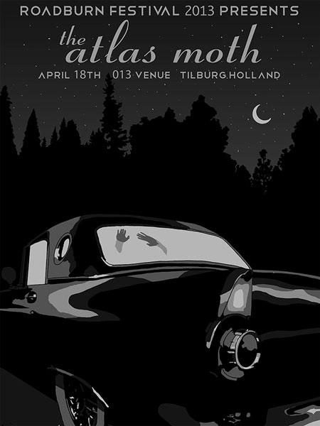 Roadburn 2013 - The Atlas Moth